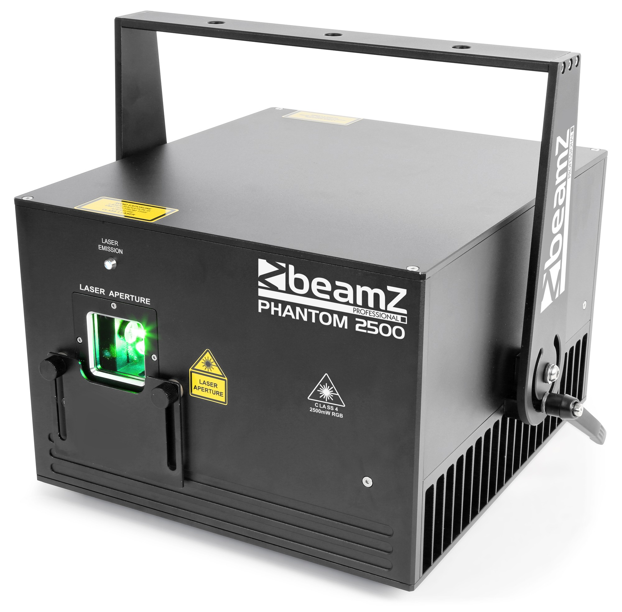 beamz 2500 laser phantom